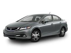 2015 Honda Civic Hybrid Hybrid Sedan
