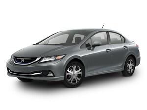 2015 Honda Civic Hybrid Base w/Leather/Navi