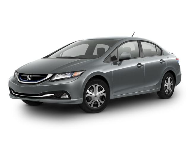 2015 Honda Civic Base Sedan
