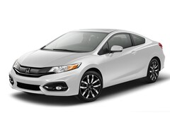 2015 Honda Civic 2dr CVT EX-L Coupe