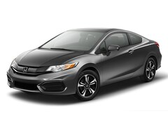New 2015 Honda Civic EX Coupe in Bakersfield