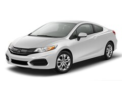 Used 2015 Honda Civic LX Coupe in West Simsbury