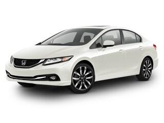 2015 Honda Civic Sedan EX-L 4dr Car
