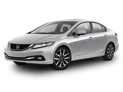 2015 Honda Civic EX-L Nav Sedan