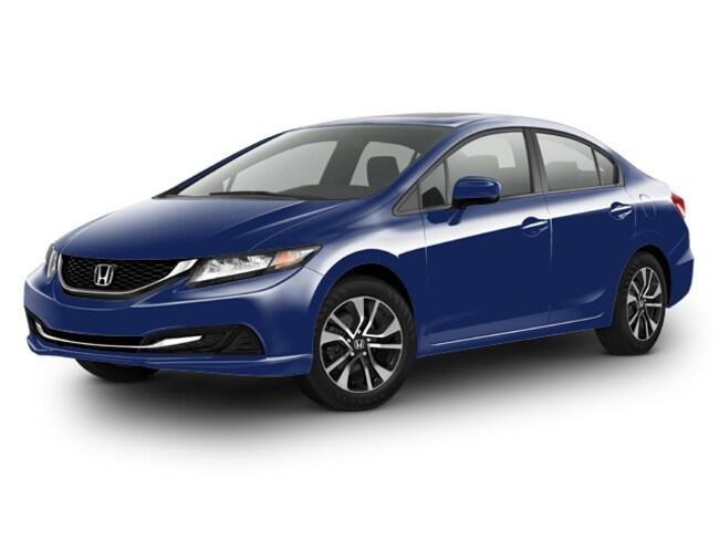 2015 Honda Civic EX Sedan For Sale in Sussex, NJ