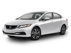 used 2015 Honda Civic EX Sedan