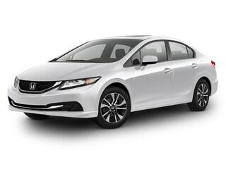 2015 Honda Civic EX Sedan For Sale in Philadelphia