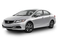 2015 Honda Civic 4dr CVT EX Sedan