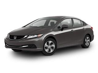 Used 2015 Honda Civic LX Sedan for sale in Denver, CO
