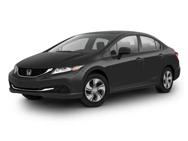 Certified Pre-Owned 2015 Honda Civic LX Sedan Bakersfield