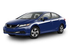 used 2015 Honda Civic LX Sedan