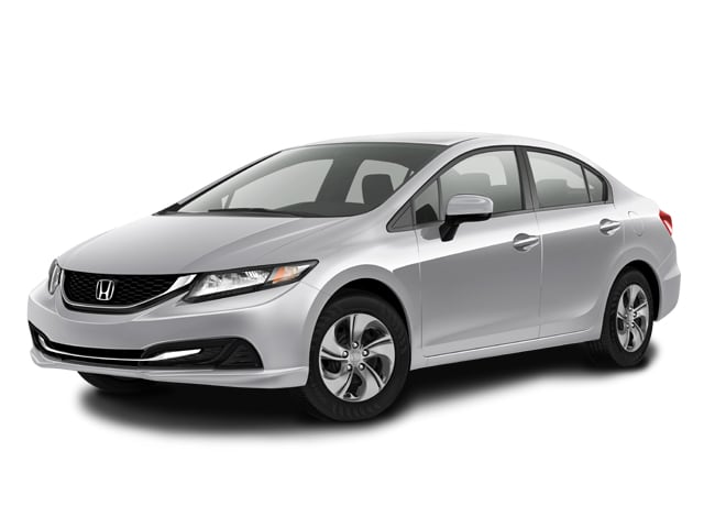 2015 Honda Civic Sedan LX Car