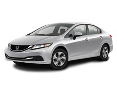 Used 2015 Honda Civic Sedan LX CVT LX in Limerick, PA