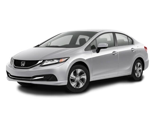 Honda Civic 2015 Lx