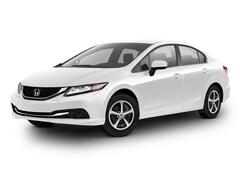 2015 Honda Civic SE SE  Sedan
