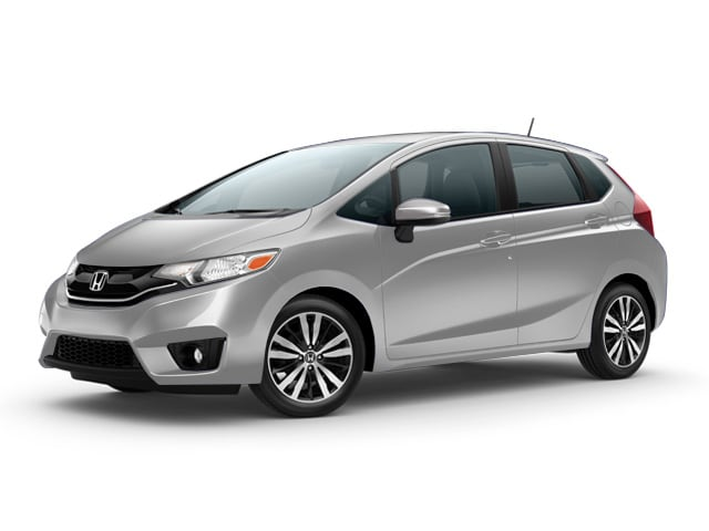 Used 2015 Honda Fit EX Hatchback In New Bern