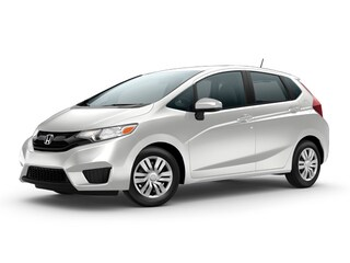 Certified Used 2015 Honda Fit LX Hatchback in West Simsbury
