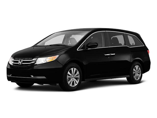 2015 Honda Odyssey BK Van