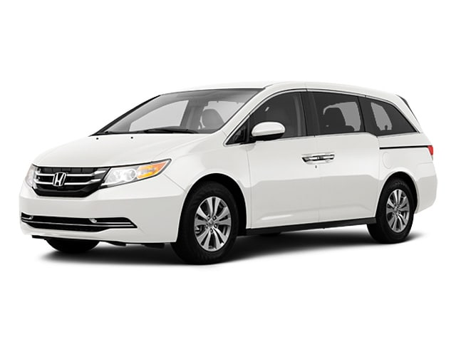 Featured Used 2015 Honda Odyssey EX-L 15 HOND ODYS for Sale in Marina, CA