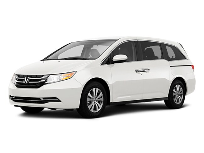 Used 2015 Honda Odyssey EX-L Van in Westborough, MA
