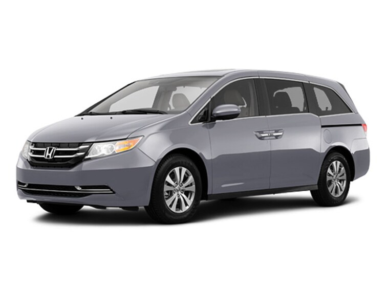 Used 2015 Honda Odyssey EX-L Van in Anchorage, AK