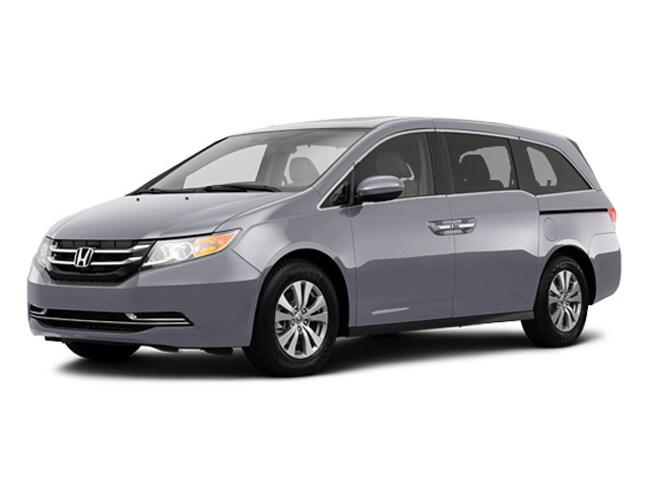 2015 Honda Odyssey EX-L w/Navigation Van