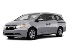 2015 Honda Odyssey EX-L w/RES Mini-Van