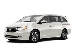 2015 Honda Odyssey Touring Van
