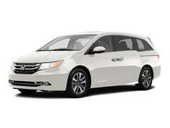 Used 2015 Honda Odyssey Touring Elite Van in Wichita Falls, TX