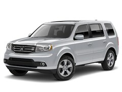 Pre-Owned 2015 Honda Pilot EX-L AWD SUV for sale in Lima, OH