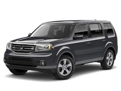 Pre-Owned 2015 Honda Pilot EX-L 4WD  EX-L for sale in Mechanicsburg