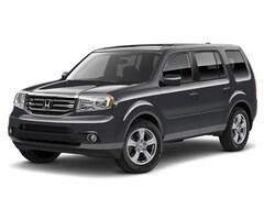 2015 Honda Pilot EX-L FWD SUV 5FNYF3H51FB017032 for sale in Mt. Dora, FL