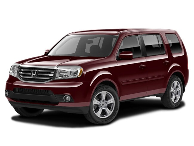 Used 2015 Honda Pilot EX SUV in Lakeland, FL