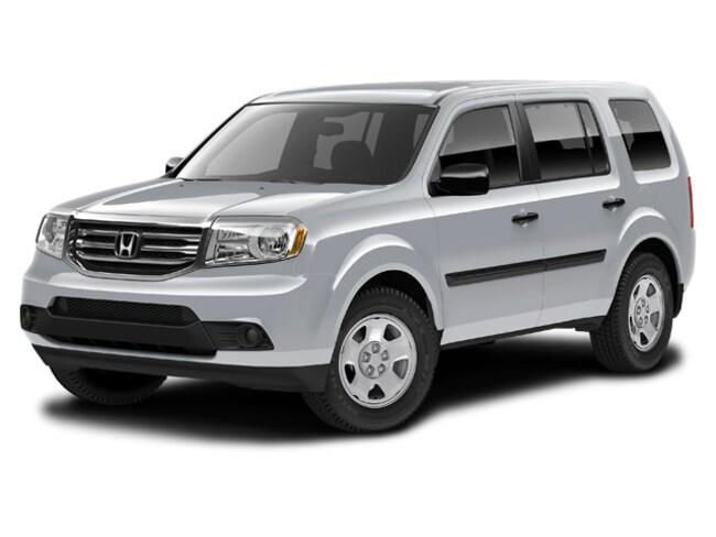2015 Honda Pilot LX AWD SUV