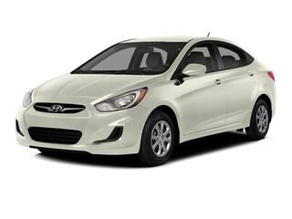 2015 Hyundai Accent GLS Sedan