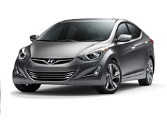 2015 Hyundai Elantra Limited Sedan For Sale In Northampton, MA