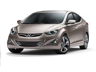 2015 Hyundai Elantra Limited Sedan