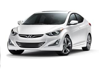 Used  2015 Hyundai Elantra Limited Sedan for Sale in Pharr, TX