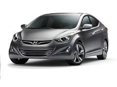 Certified Used 2015 Hyundai Elantra Limited w/PZEV Sedan New London Connecticut