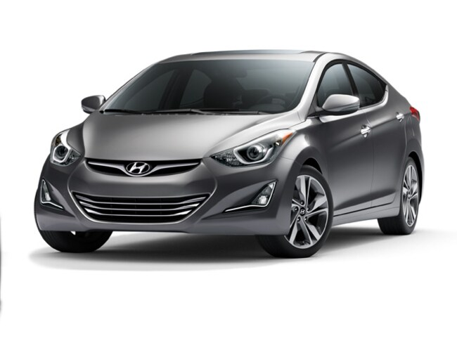 Certified Used 2015 Hyundai Elantra Limited w/PZEV Sedan For Sale New London