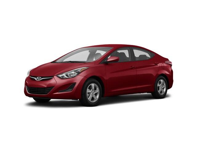 2015 Hyundai Elantra SE (Premium) Sedan