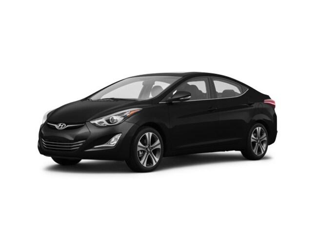 Used 2015 Hyundai Elantra Sport Sedan Bakersfield