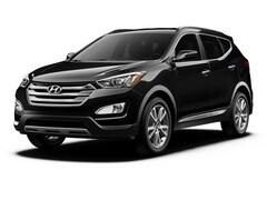 2015 Hyundai Santa Fe Sport 2.0L Turbo w/Saddle Interior SUV