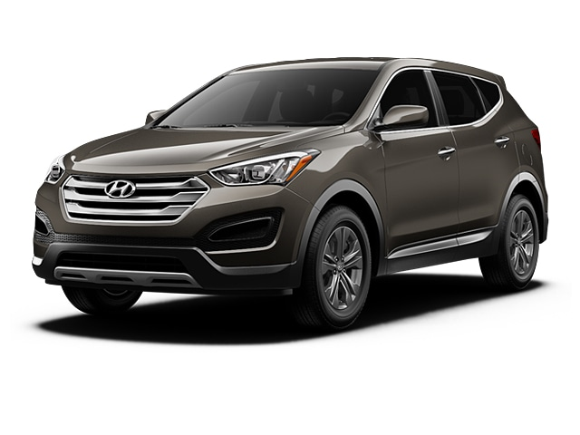 2015 Hyundai Santa Fe Sport 2.4L Front-wheel Drive