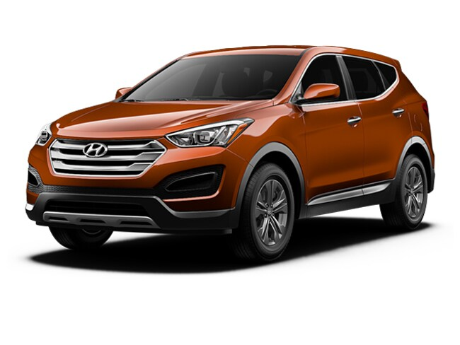 Used 2015 Hyundai Santa Fe Sport 2.4L SUV fors sale in Athens, OH