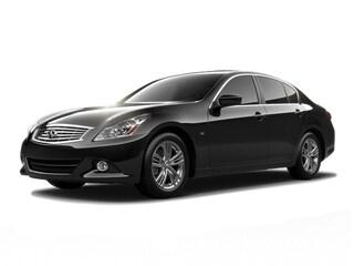 2015 INFINITI Q40 3.7 Sedan