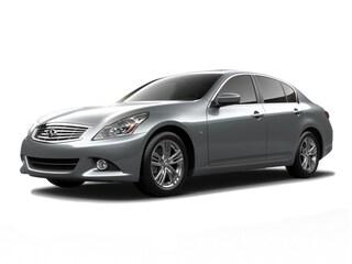 2015 INFINITI Q40 Sedan