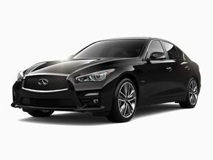 2015 INFINITI Q50 3.7 Sedan