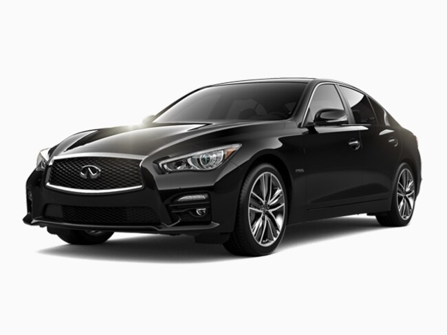 used of pre driveway a infiniti certified crossroads parked on country new vehicles owned infinity car dealer apex