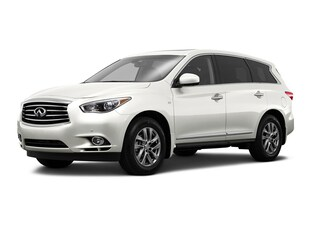 2015 INFINITI QX60 w/ Rear Entertainment SUV
